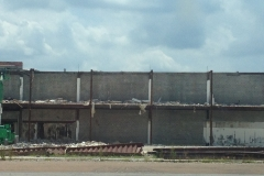 Raleigh-mall-half-of-parapet-wall-removed